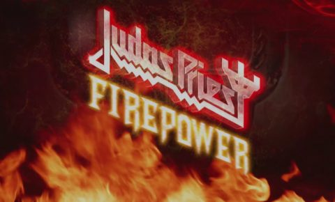 "Judas Priest Share New ""FirePower"" Album Teaser"