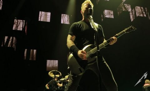 "Metallica Release Pro Video of ""Dream No More"" live in Antwerp, Belgium"
