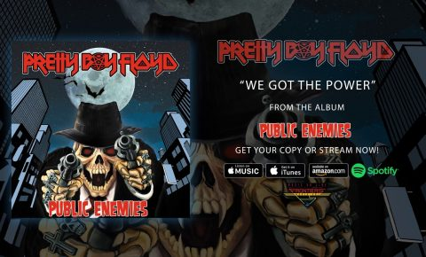 """Pretty Boy Floyd Streaming New Songs from """"Public Enemies"""" Due Out Dec. 1"""