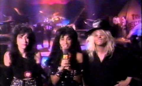 MTV's Big Bang '89 New Years Eve Special
