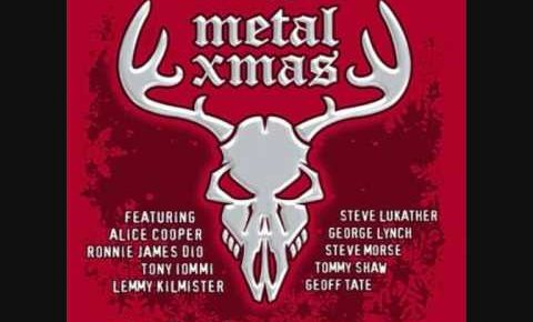 Run Rudolph Run – Lemmy Kilmister, Billy Gibbons, Dave Grohl