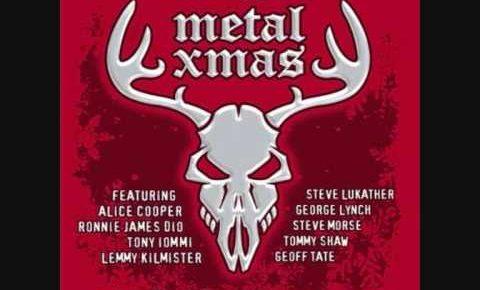 Run Rudolph Run – Lemmy Kilmister, Billy Gibbons, Dave Grohl