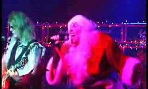 Twisted Sister – Have Yourself a Merry Little Christmas
